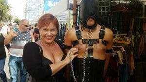 BDSM with an accomplished Erotic Dominant in Santa Cruz.